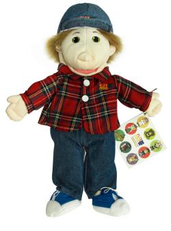 us boy puppet