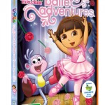 Dora The Explorer: Dora's Ballet Adventures