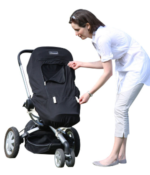 SnoozeShade-Plus-Pram