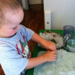 Making with Sonny: Fake Snow