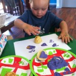 Making with Sonny: Potato Stamps
