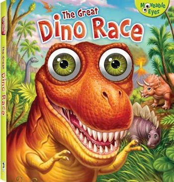 the great dino race