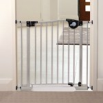 Dreambaby Magnetic Sure-Close Gate and Ramp