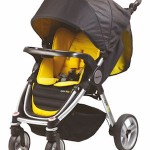 Steelcraft Agile Plus Travel System Stroller