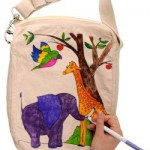 The Rainbow Colouring Bag