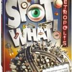 Spot What! Metropolis