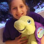 Sandy The Sea Turtle Pillow Pet