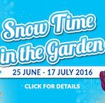 Snow Time in the Garden – Hunter Valley Gardens (NSW)