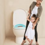 USER REVIEWS: Dreambaby EZY Toilet Trainer Seat in Aqua