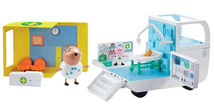 """Win with Peppa Pig """"When I Grow Up""""…"""